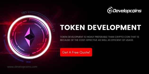 Token Development Service